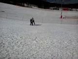 Коробицыно. Закрытие горнолыжного сезона.  Май 2013